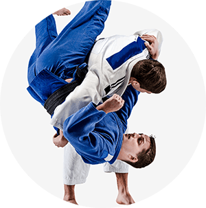 healthy and fit Brazilian Jiu Jitsu Judo